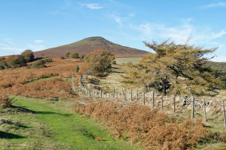 Abergavenny walks - The Sugar Loaf