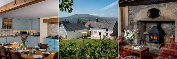 Abergavenny holiday cottage