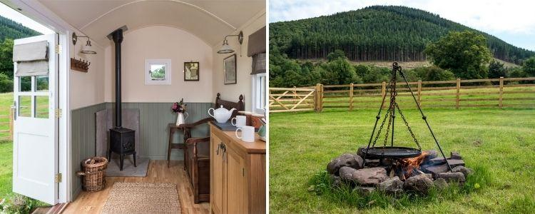 Brecon Beacons cottages