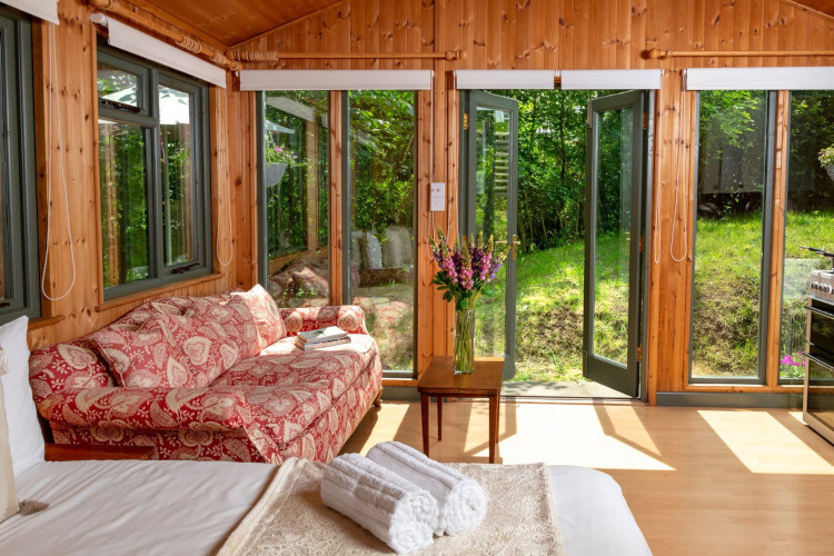 Remote cottages in the Brecon Beacons