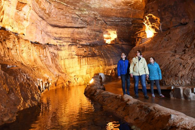 Caves in the Brecon Beacons