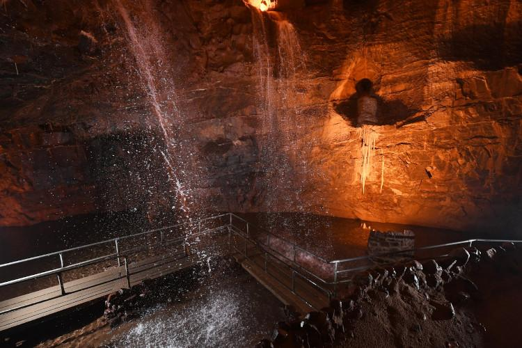 Brecon Beacons caves