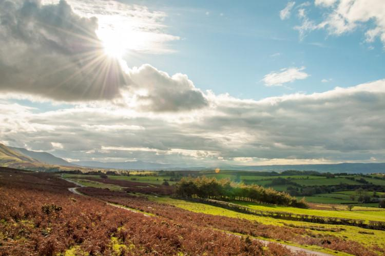 Glamping in the Brecon Beacons - Hay-on-Wye
