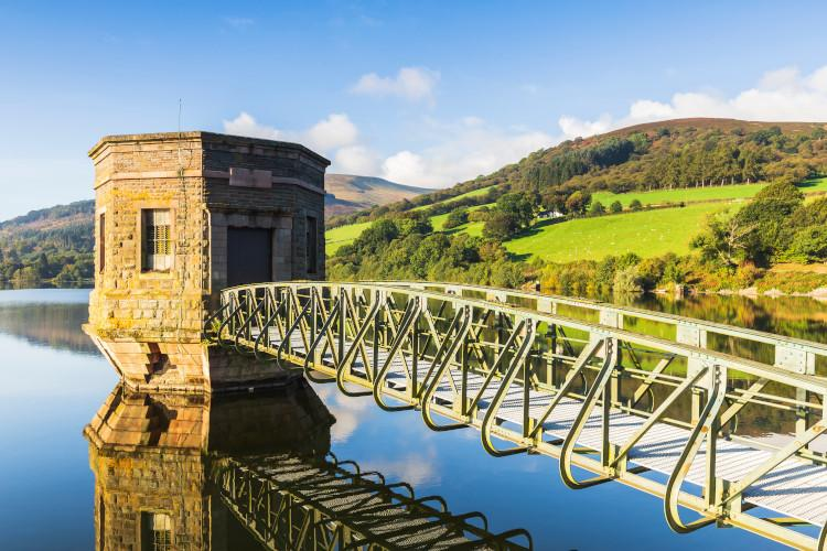 Glamping in the Brecon Beacons - Talybont on Usk
