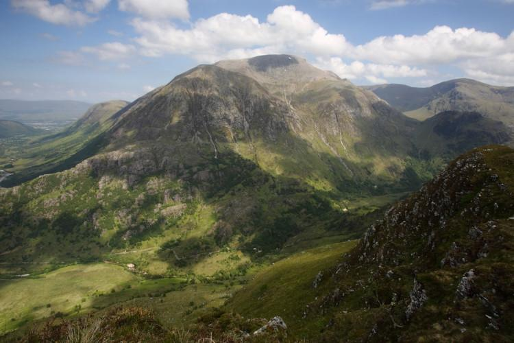 Hardest UK mountains to climb
