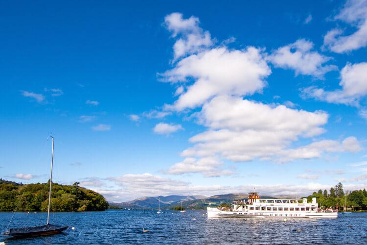 Lake Windermere cruises