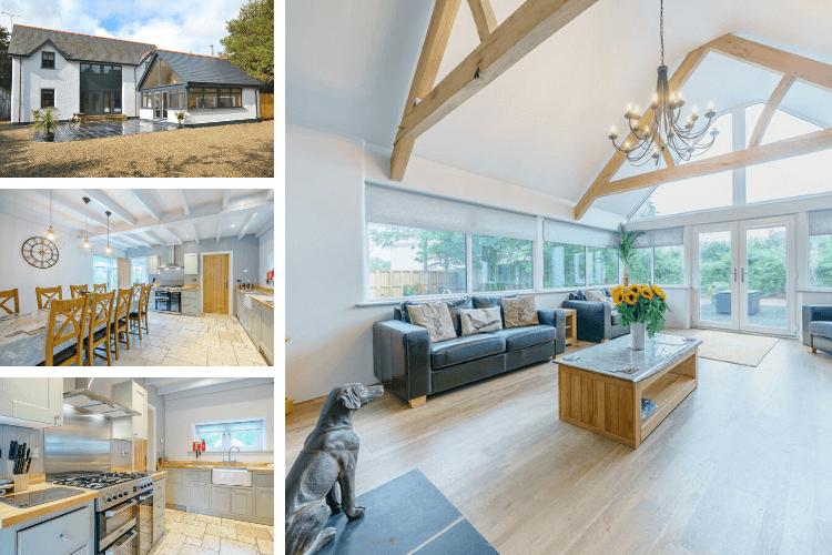 Oak Tree House, Saundersfoot | sleep 8 and 2 dogs