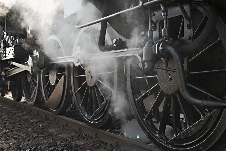 Seatrain and Dartmouth Steam Railway