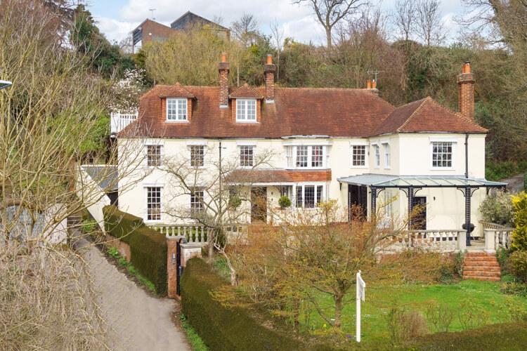 Playden House near Rye, East Sussex