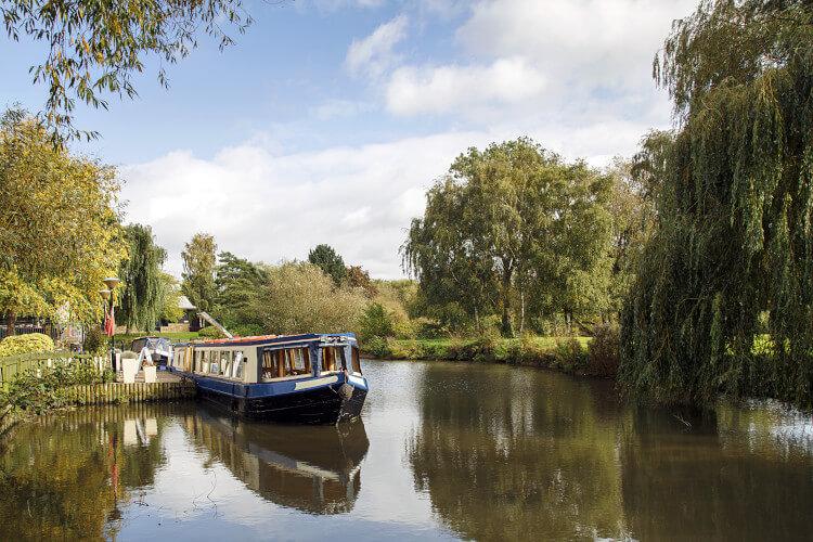River in Stratford-upon-Avon