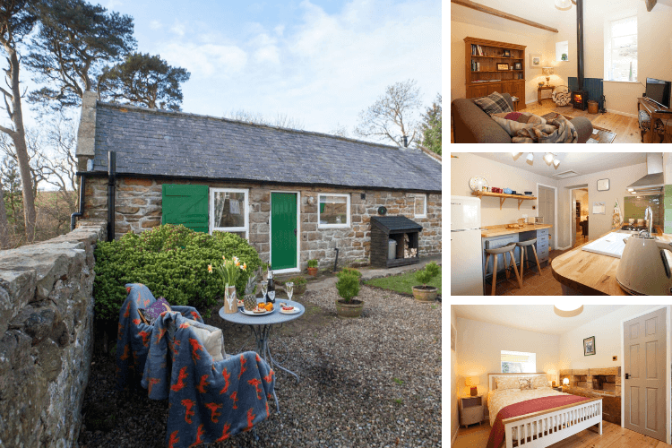 Granary Cottage | Sleeps: 2 dogs plus 2 guests