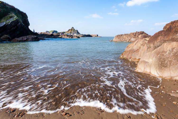 Rapparee Cove