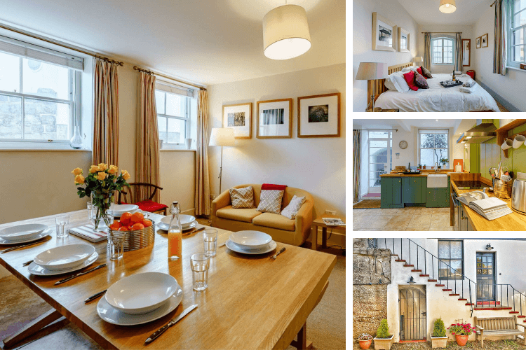 Belmont Cottage, Hastings | sleeps 1 dog and 5 humans