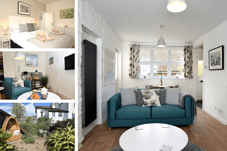 The Coach House – Hastings, Hastings | sleeps 1 dog and 2 humans