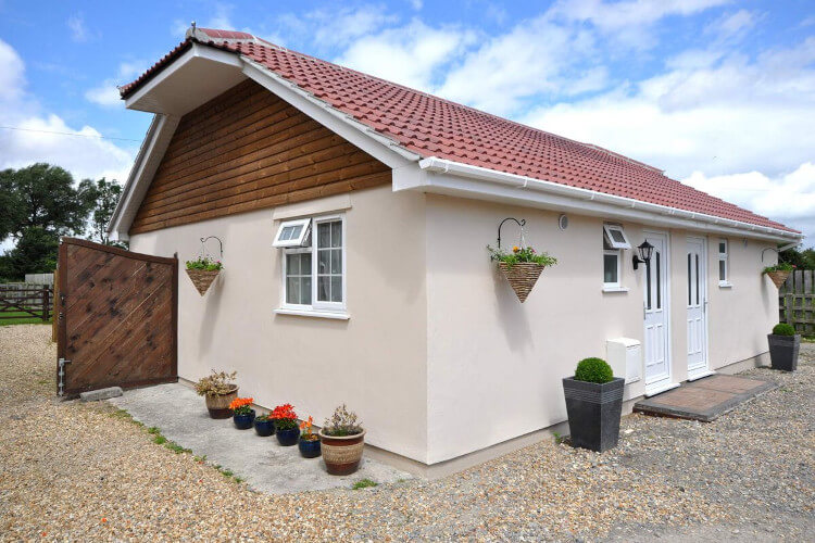 Alstone Cottages Haystore Lodge