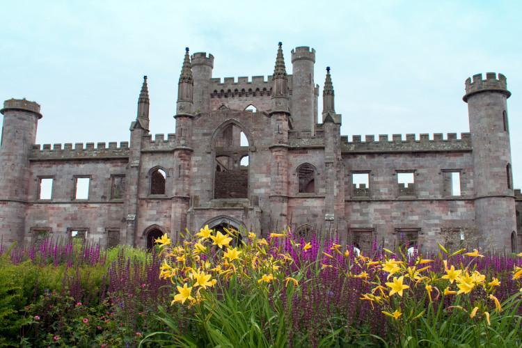 Lowther Castle and Gardens, Lake District