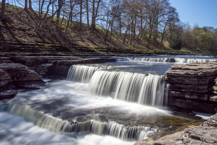Yorkshire Dales | Aysgarth Falls