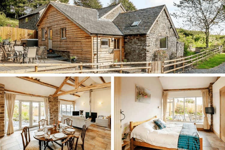 Madoc's Barn - airy and bright