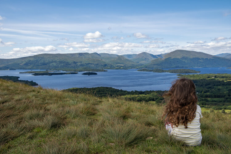 Explore Loch Lomond and the Trossachs