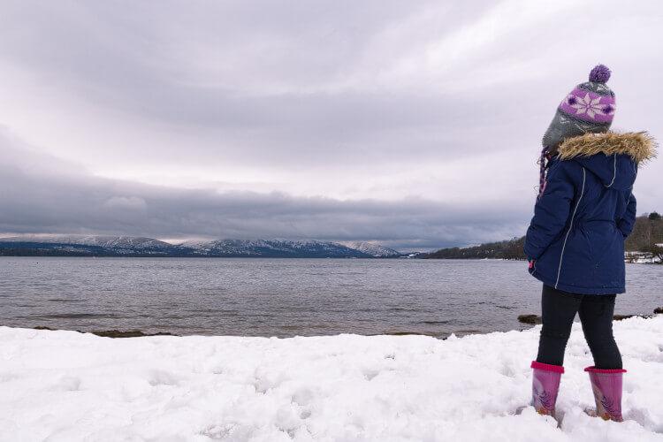 Visit Scotland in Winter