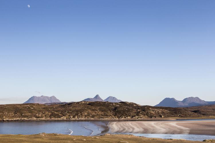Achiltibuie, set north of Ullapool, Highlands