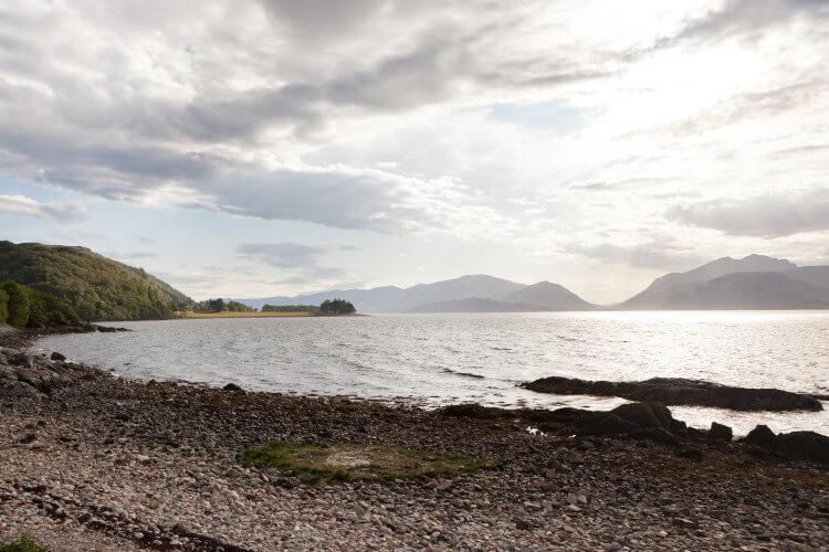 coastal scene, Argyll and Bute