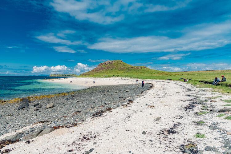 Coral Beach, Isle of Skye, Scotland