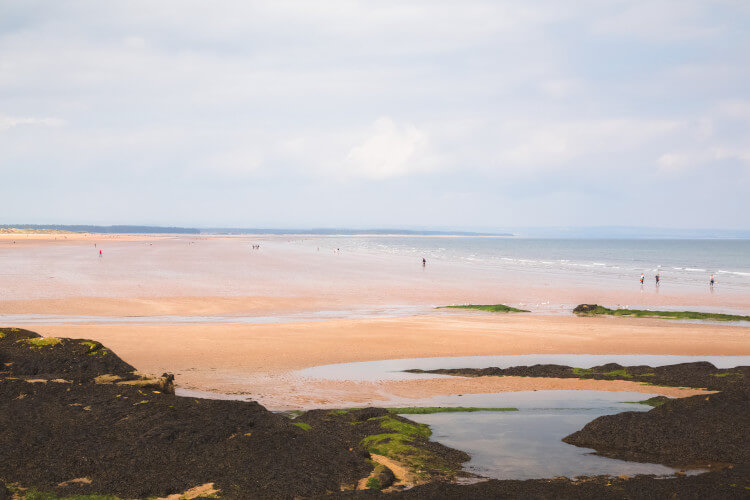 West Sands Beach, St Andrews