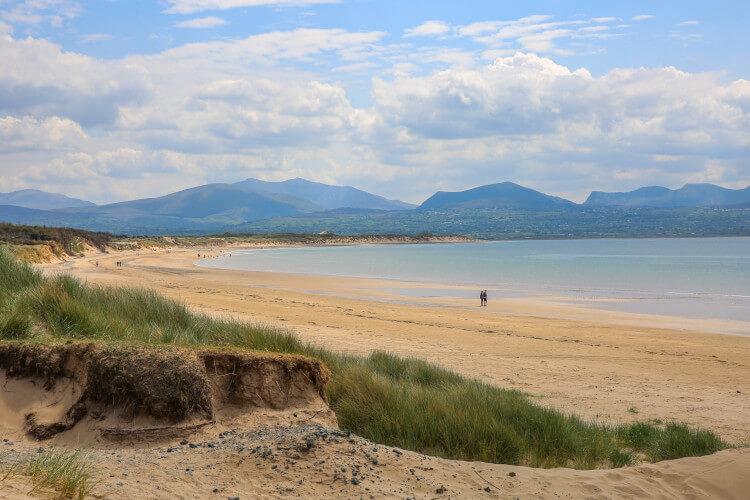 Newborough Beach, Anglesey, Wales