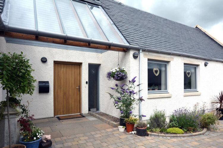 Sadies Place, St Andrews, Fife