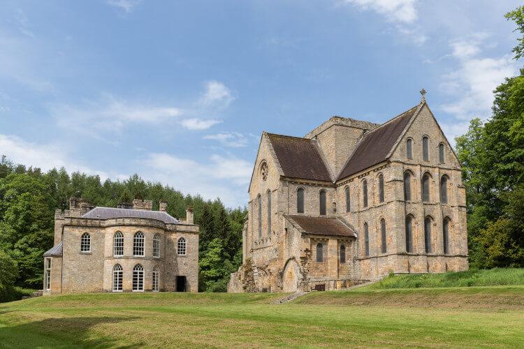 Brinkburn Priory, Rothbury, Northumberland