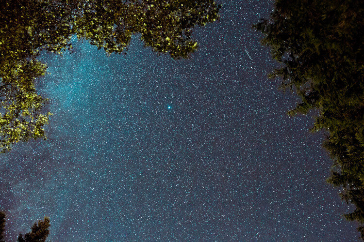 Enjoy some stargazing in Northumberland