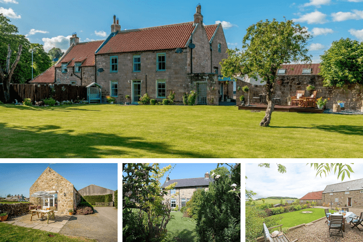 Self-catering cottages in Wooler