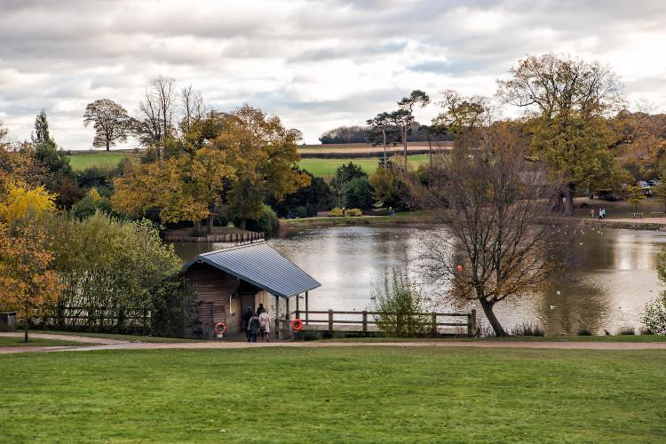 Dunorlan Park Tunbridge Wells