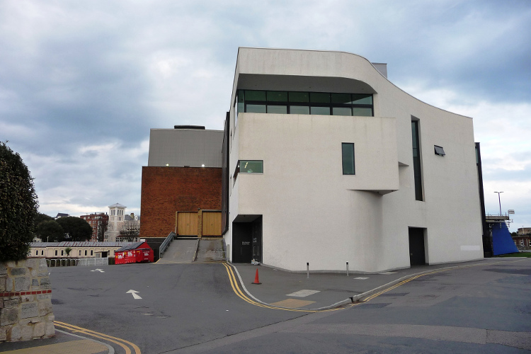Towner Contemporary Gallery in Eastbourne, East Sussex