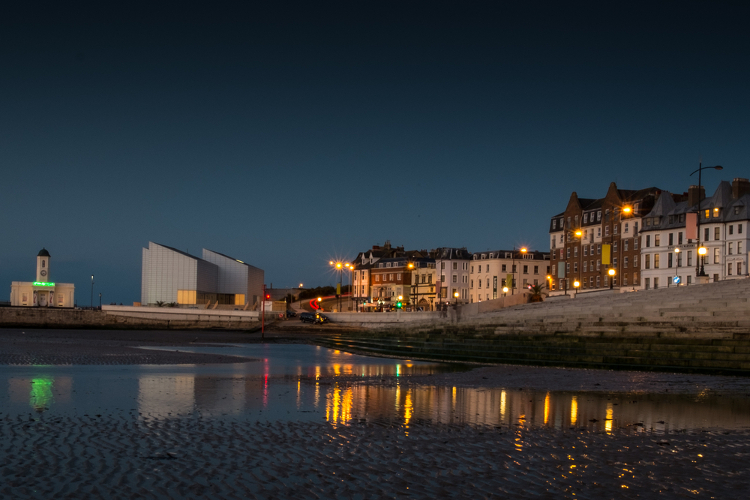 The Turner Contemporary art gallery in Margate, Kent