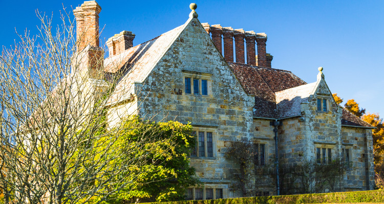 Bateman's home of Rudyard Kipling in East Sussex