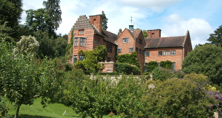 National trust Chartwell in Kent