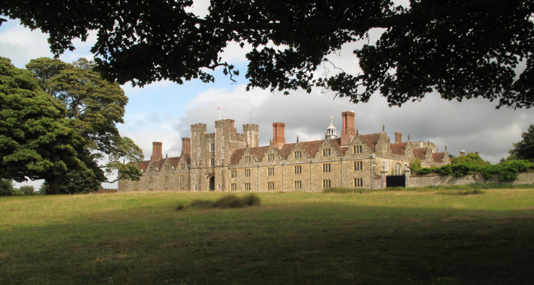 National Trust Knole House in Kent