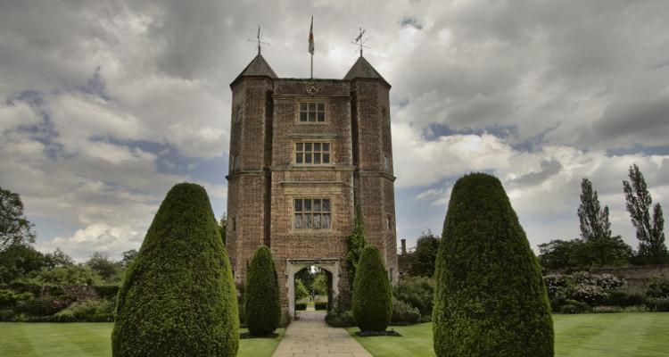 Sissinghurst Castle in Kent