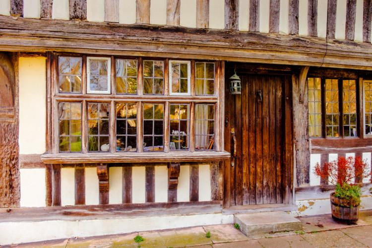Old shop in Rye