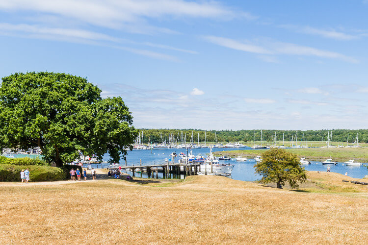 Buckler's Hard Beaulieu River Cruise