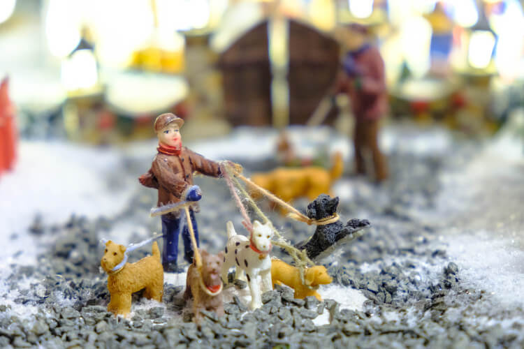 Babbacombe Model Village welcomes dogs