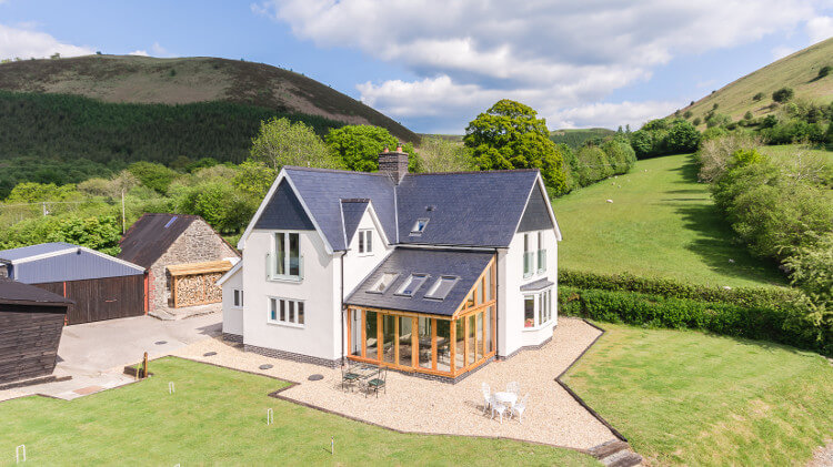 Farmhouse Retreat in Wales