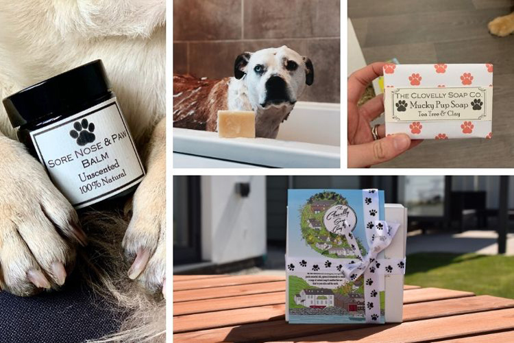Clovelly Soap Company: Canine Critics review