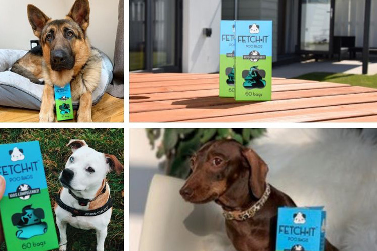 FETCH·IT compostable poo bags: Canine Critics review