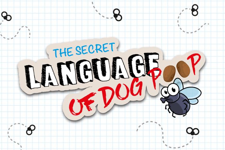The secret language of dog poop