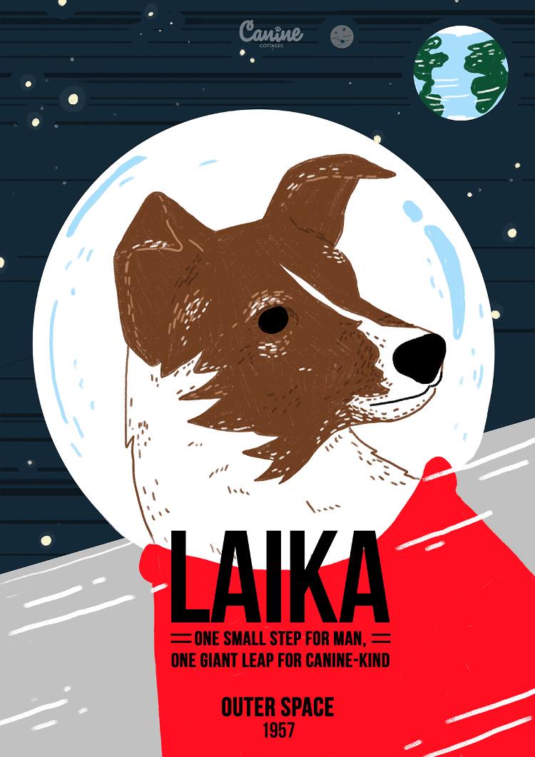 Laika - Canine Pioneers