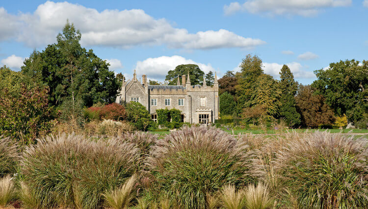 Cotswold Wildlife Park and gardens in the Cotswolds