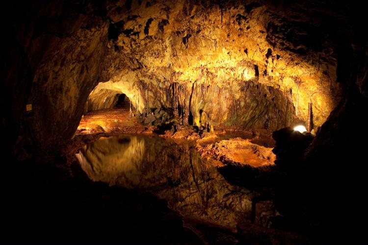Sygan Copper Mines in Beddgelert, Snowdonia, North Wales